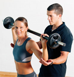Voimalu ja fitness harrastuksena